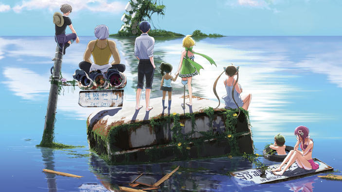 Zanki Zero, dai creatori di Danganronpa, arriva in Occidente
