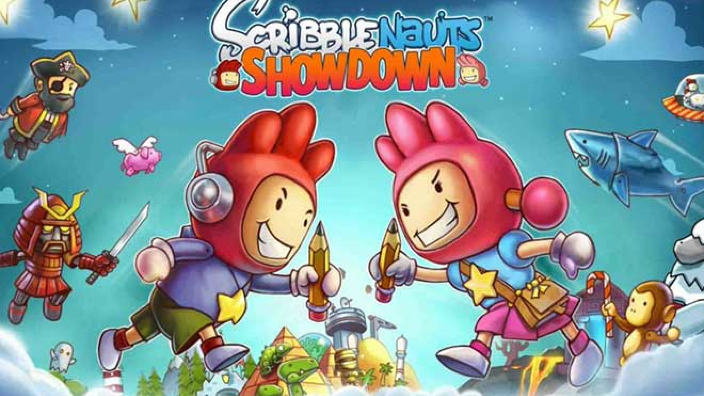 <strong>Scribblenauts: Showdown</strong> - Recensione