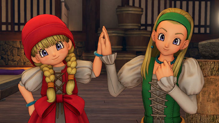 Dragon Quest XI, svelata la data d'uscita europea