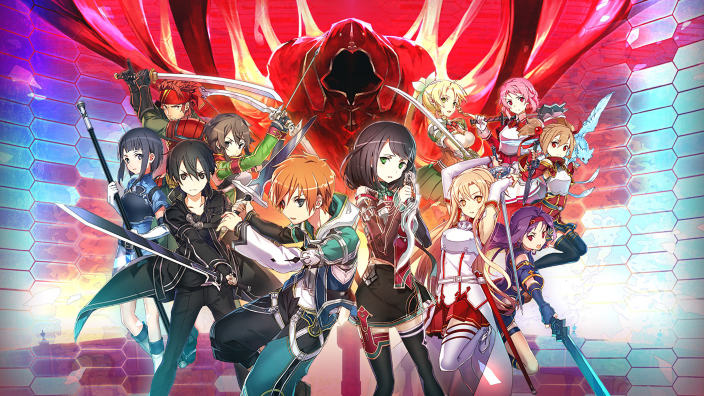 Sword Art Online Integral Factor disponibile gratis per smartphones