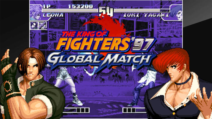 The King of Fighters '97 Global Match arriva su Playstation 4 con diverse novità