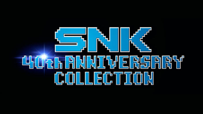 Annunciata la SNK 40th Anniversary Collection per Nintendo Switch