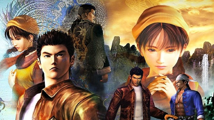 Annunciato Shenmue I & II per PS4, Xbox One e PC