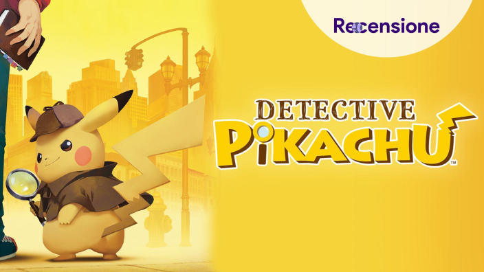 <strong>Detective Pikachu</strong> - Recensione