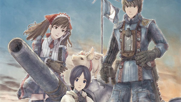 Valkyria Chronicles sbarca su Nintendo Switch