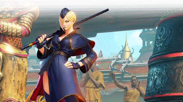 Falke arriva ufficialmente in Street Fighter V: Arcade Edition