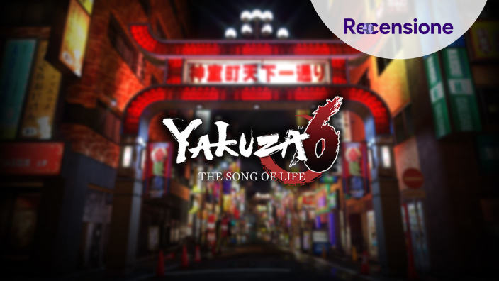<strong>Yakuza 6: The Song of Life</strong> - Recensione