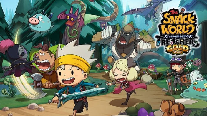 Vendite hardware e software in Giappone (15/4/2018), The Snack World, Death end re;Quest