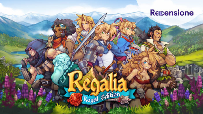 <strong>Regalia Of Men and Monarchs Royal Edition</strong> - Recensione