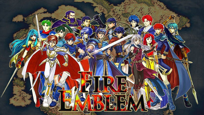 Buon compleanno Fire Emblem