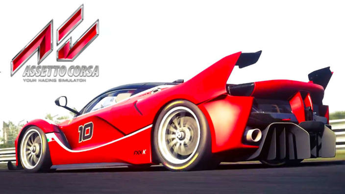 Assetto Corsa Ultimate Edition è disponibile per PlayStation 4 e Xbox One
