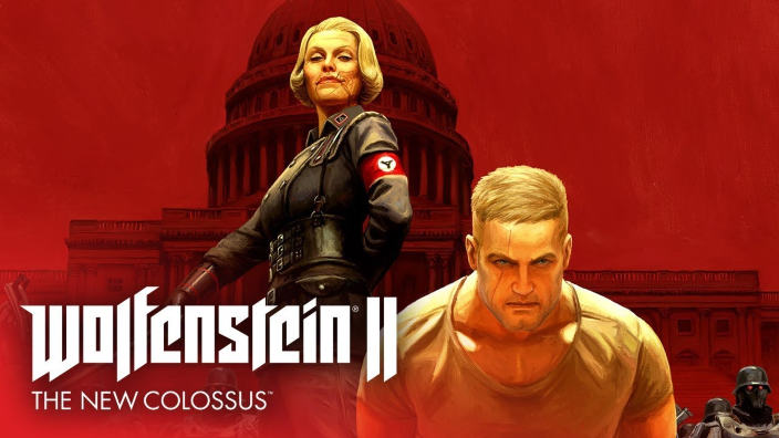 Svelata la data d'uscita di Wolfenstein II: The New Colossus per Switch