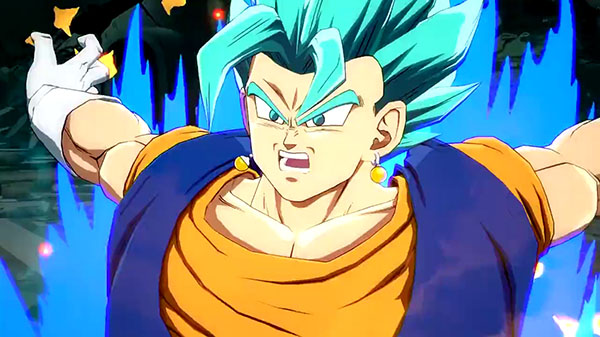 Vegito si aggiunge al cast di Dragon Ball FighterZ