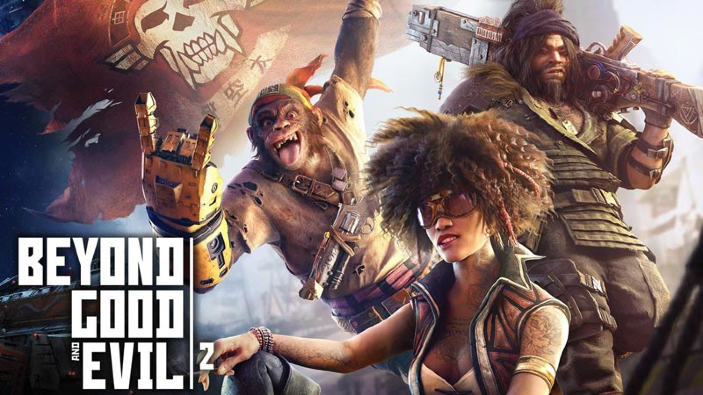 Beyond Good and Evil 2 si mostra con un gameplay pre-alpha