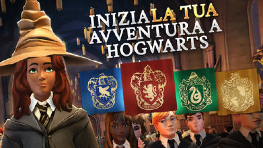 <strong>Harry Potter Hogwarts Mistery</strong> - Recensione