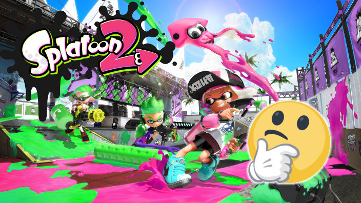 "La ""notizia bomba"" per Splatoon era un rumor?"