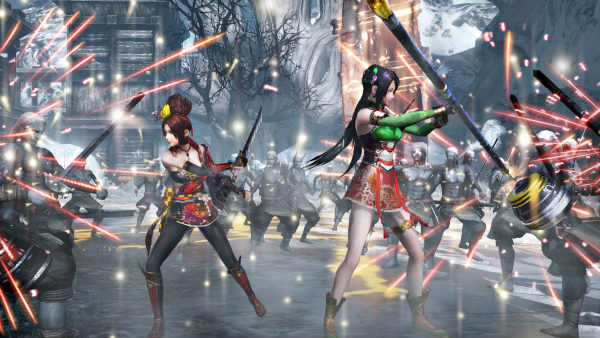 Screenshot per Warriors Orochi 4, in arrivo ad autunno