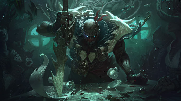 League of Legends: rivelato il kit di Pyke