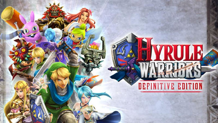 <strong>Hyrule Warriors Definitive Edition</strong> - Recensione
