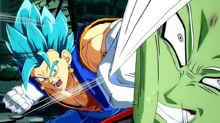 Dragon Ball FighterZ, data d'uscita dei DLC Zamasu Fuso e Vegito SSGS