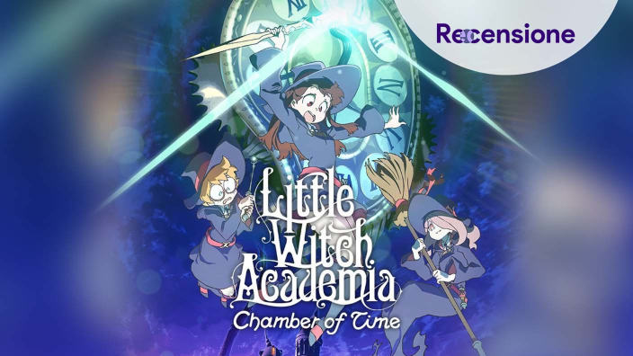 <strong>Little Witch Academia: Chamber of Time</strong> - Recensione