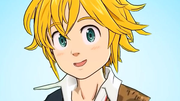 Annunciato The Seven Deadly Sins: Grand Cross of Light and Darkness per dispositivi mobile