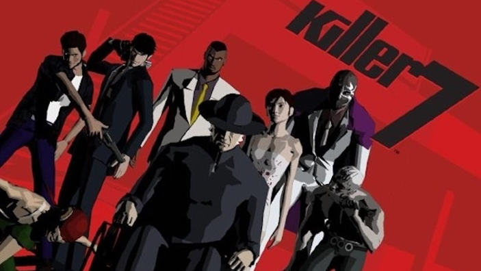 Killer7 tornerà quest'anno su Steam