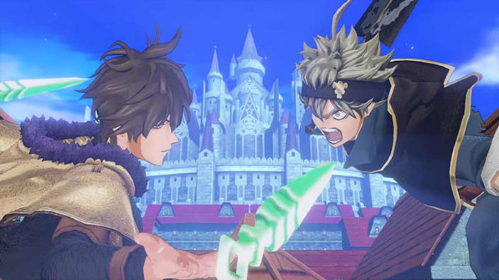 Black Clover: Quartet Knights - Svelata la data d'uscita europea