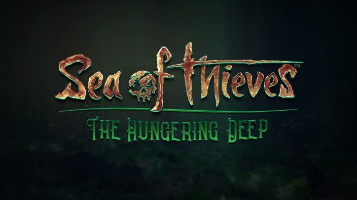 Sea of Thieves disponibile l'espansione The Hungering Deep
