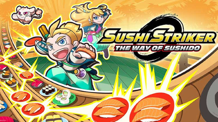 <strong>Sushi Striker: The Way of Sushido</strong> - Recensione Switch