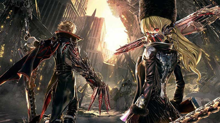 Code Vein - Data d'uscita e Collector's Edition per il souls-like di Bandai Namco