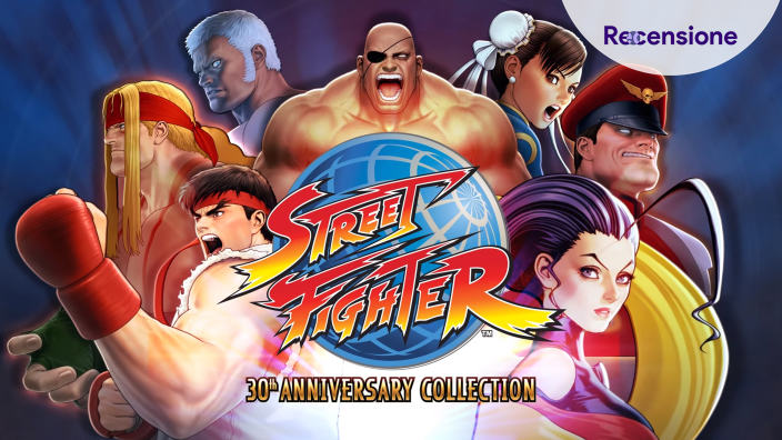 <strong>Street Fighter 30th Anniversary Collection</strong> - Recensione