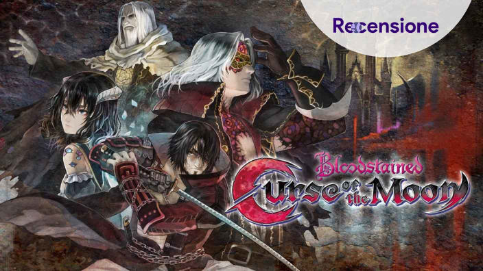 <strong>Bloodstained Curse of the Moon</strong> - Recensione