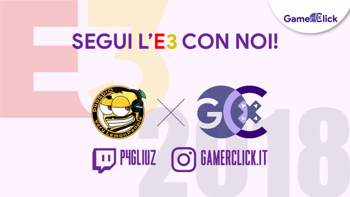 Segui in diretta con noi su Twitch le conferenze E3
