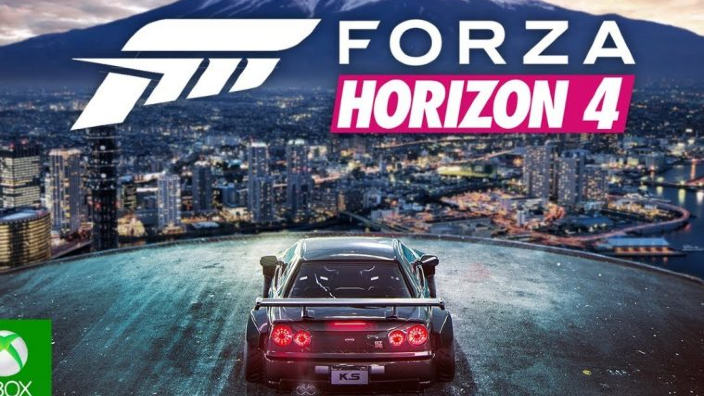 Forza Horizon 4 annunciato all'E3 2018