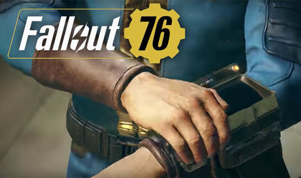 Fallout 76 svelato in trailer all'E3 2018