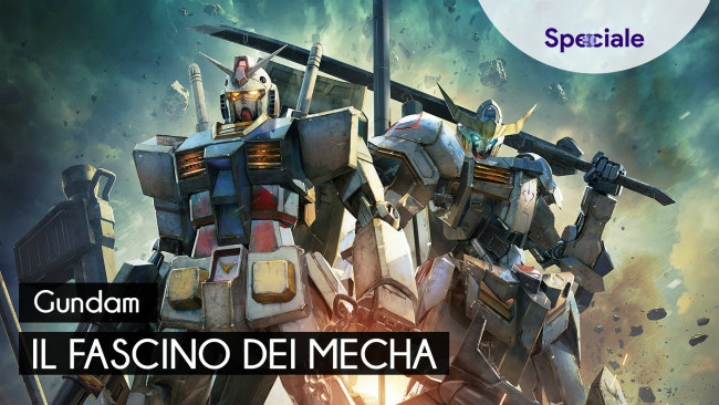 <strong>Mobile Suit Gundam - Il Fascino dei Mecha</strong>