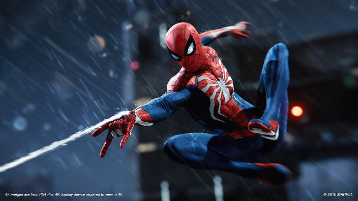 Spider-Man combatte a New York nel nuovo trailer gameplay