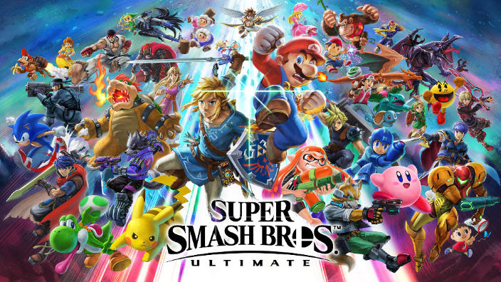 Prime informazioni per Super Smash Bros Ultimate