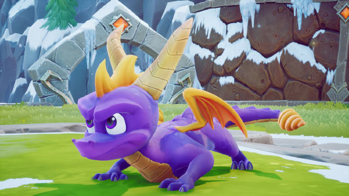 Spyro Reignited Trilogy torna con un nuovo gameplay all'E3 2018