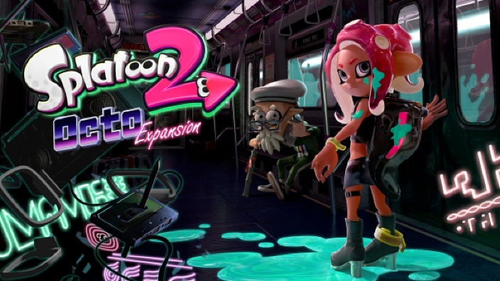 Il DLC di Splatoon 2 disponibile da domani