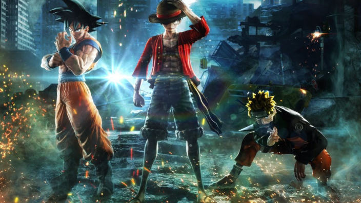 Zoro e Sasuke si scontrano in Jump Force