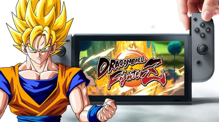 Dragon Ball FifhterZ per Switch ha una data d'scuta giapponese