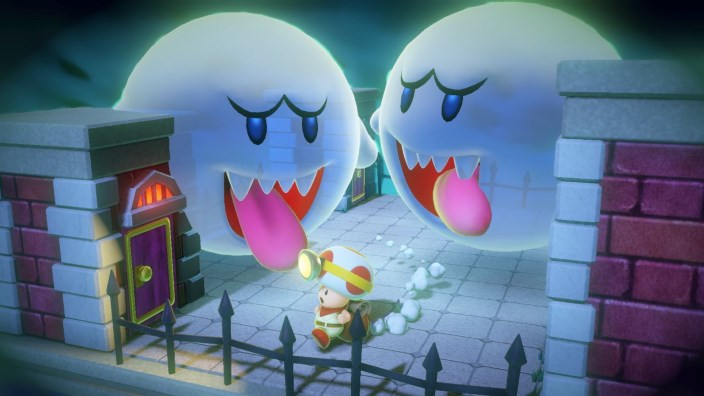 Nuovo video e demo per Captain Toad: Treasure Tracker