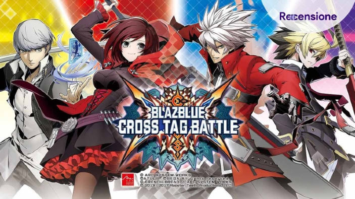 <strong>BlazBlue: Cross Tag Battle</strong> - Recensione