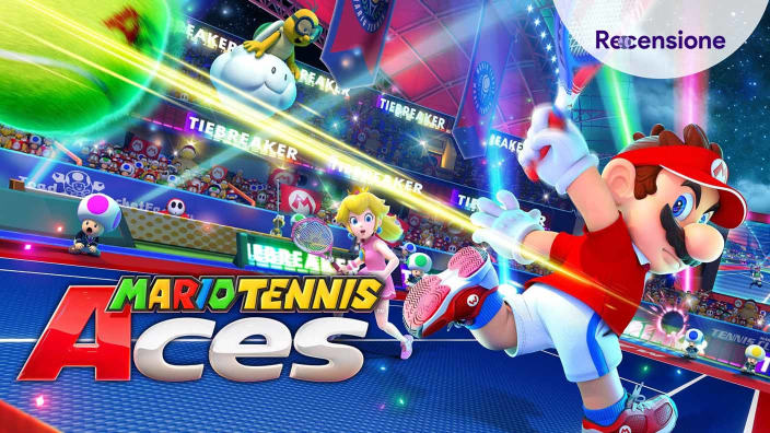 <strong>Mario Tennis Aces</strong> - Recensione