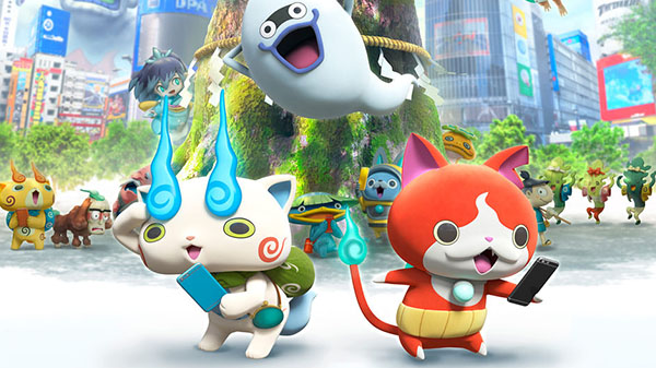 Annunciato Yo-kai Watch World per smartphone
