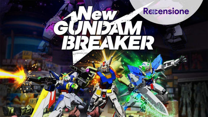 <strong>New Gundam Breaker</strong> - Recensione
