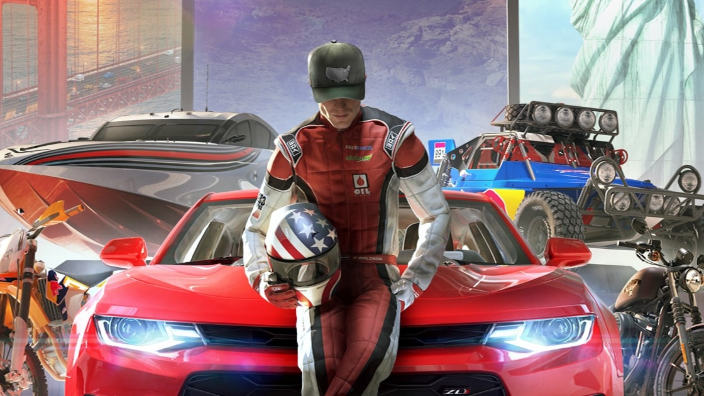 Vendite hardware e software in Giappone (1/7/2018), The Crew 2, Ys VIII