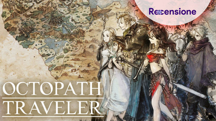 <strong>Octopath Traveler</strong> - Recensione